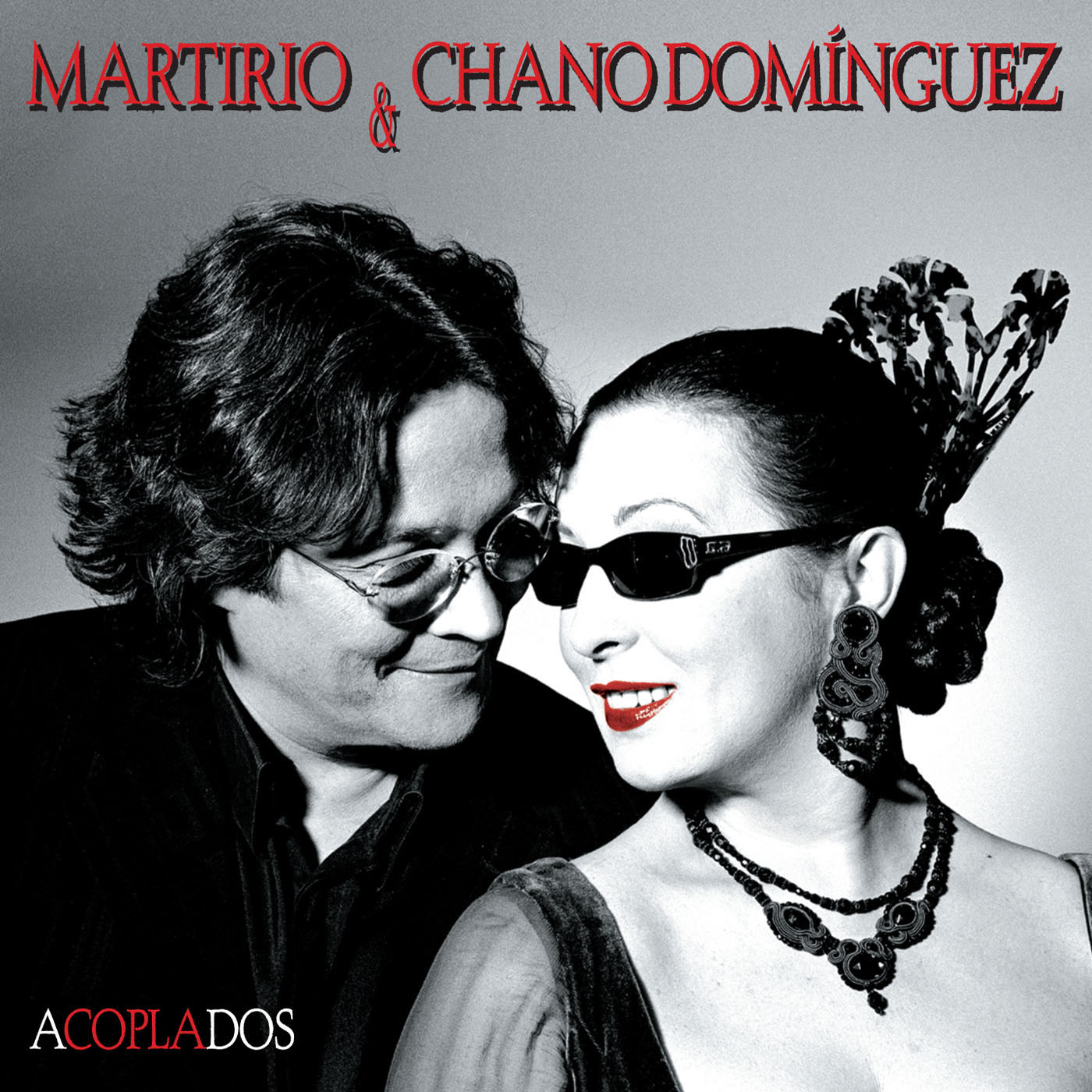 Acouplados by Martirio & Chano Dominguez cover