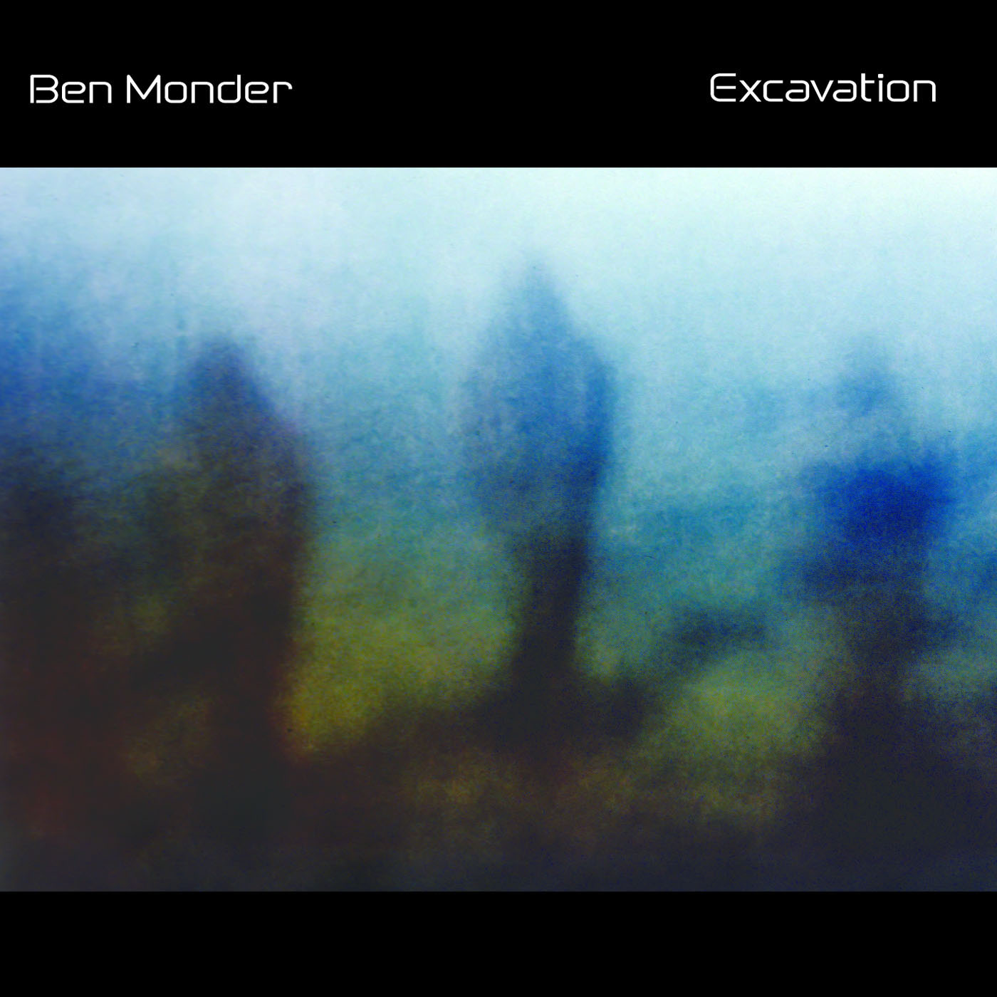 Excavation by Ben Monder cover