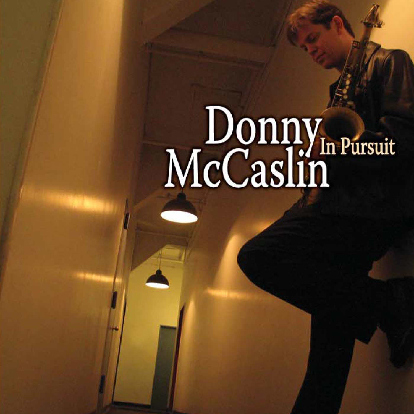 In Pursuit by Donny McCaslin cover
