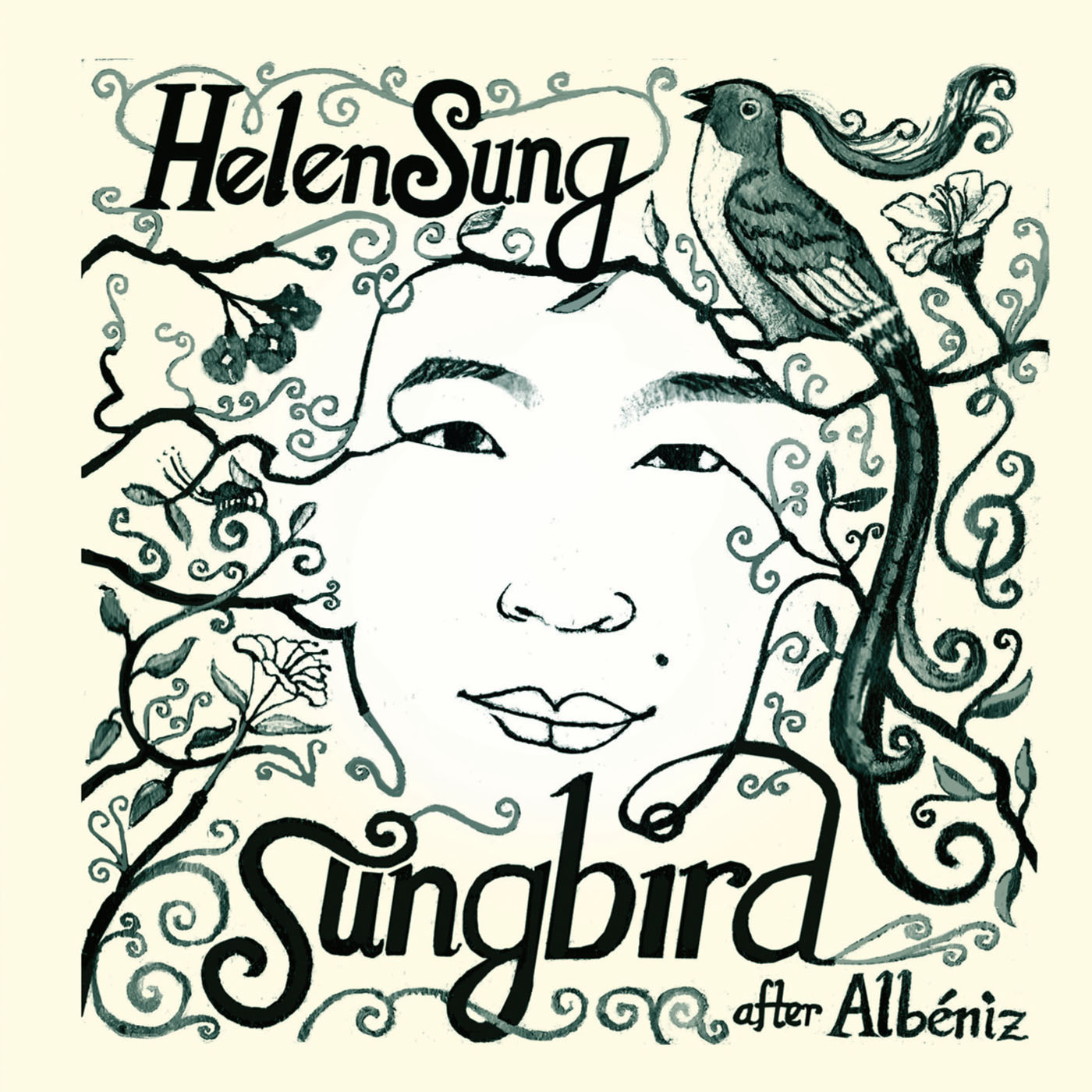Sungbird by Helen Sung cover