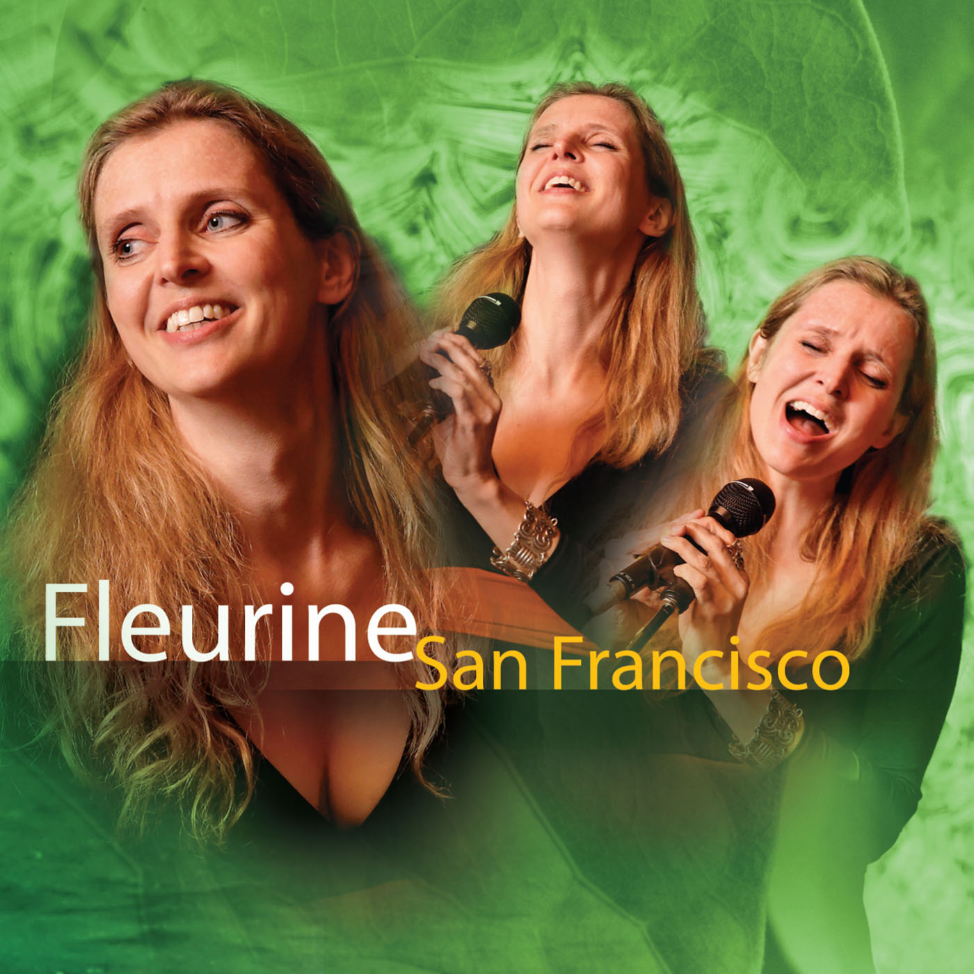 San Francisco by Fleurine cover