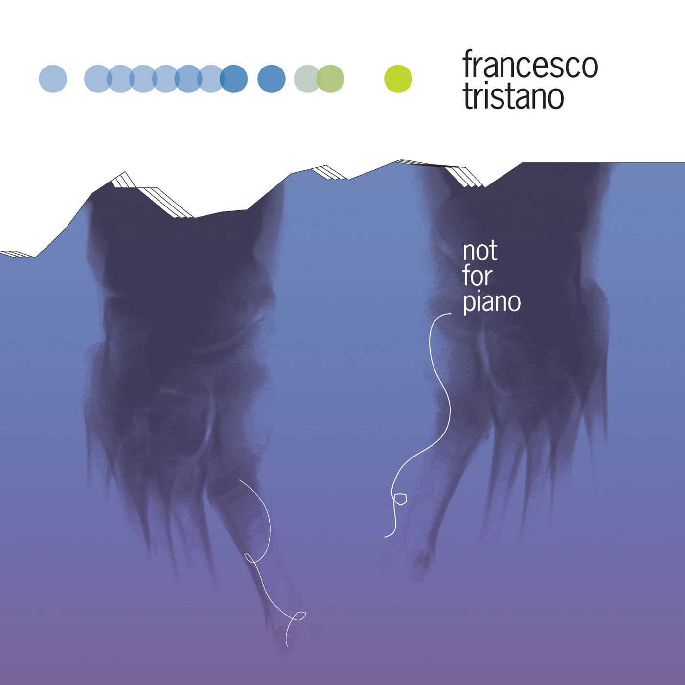 Not For Piano by Francesco Tristano cover