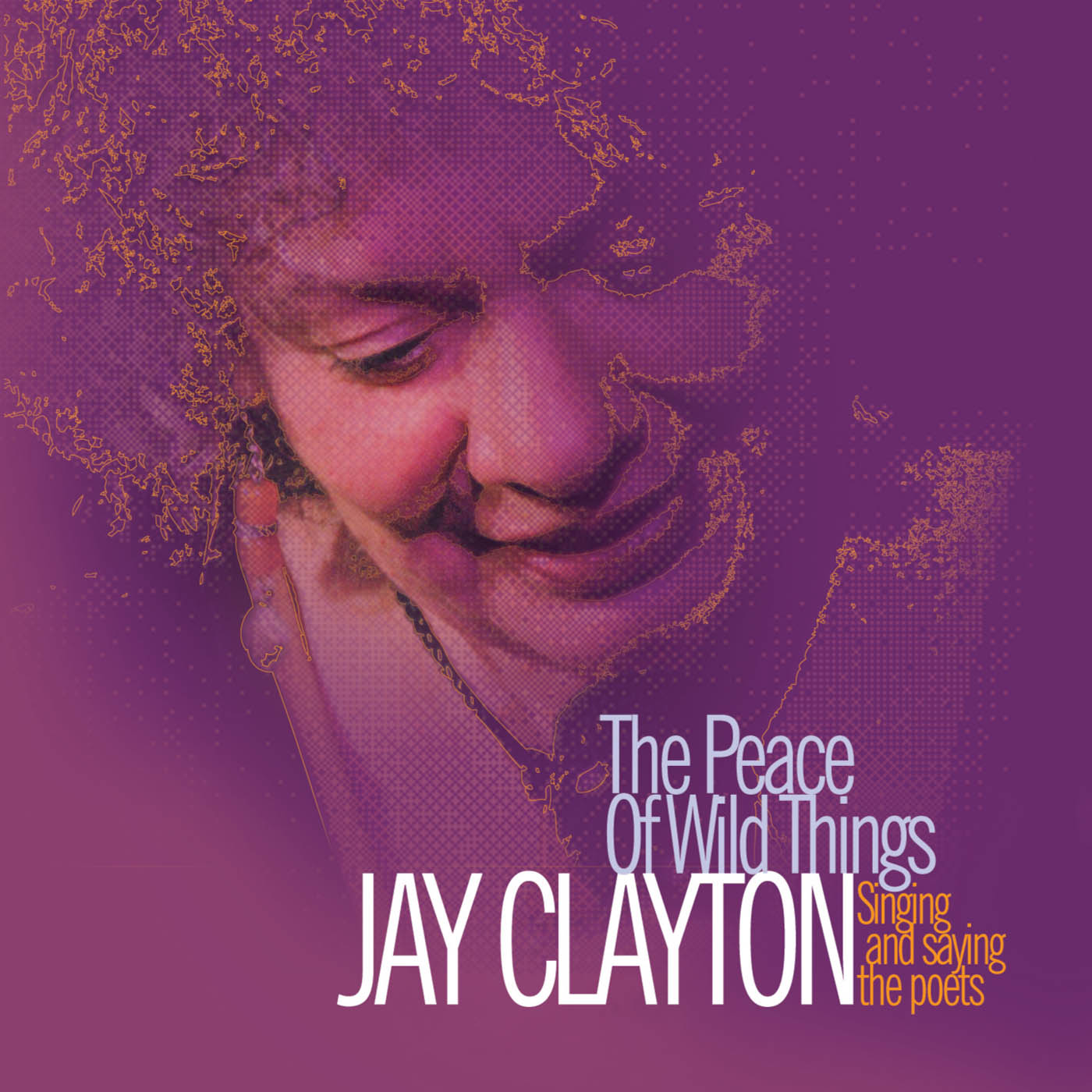 The Peace Of Wild Things by Jay Clayton cover