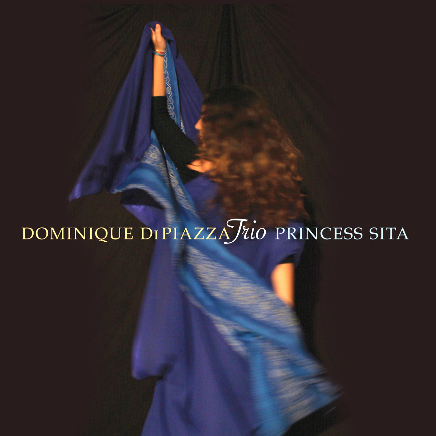 Princess Sita by Dominique Di Piazza cover