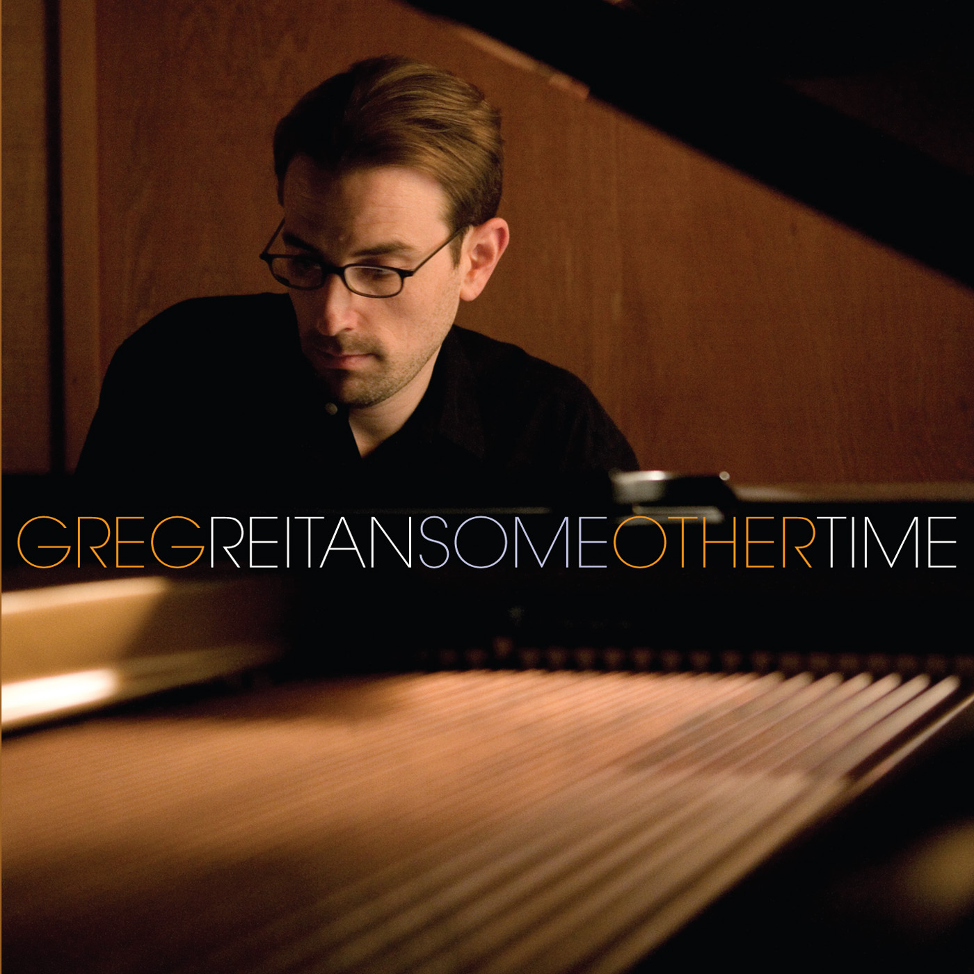 Some Other Time by Greg Reitan cover