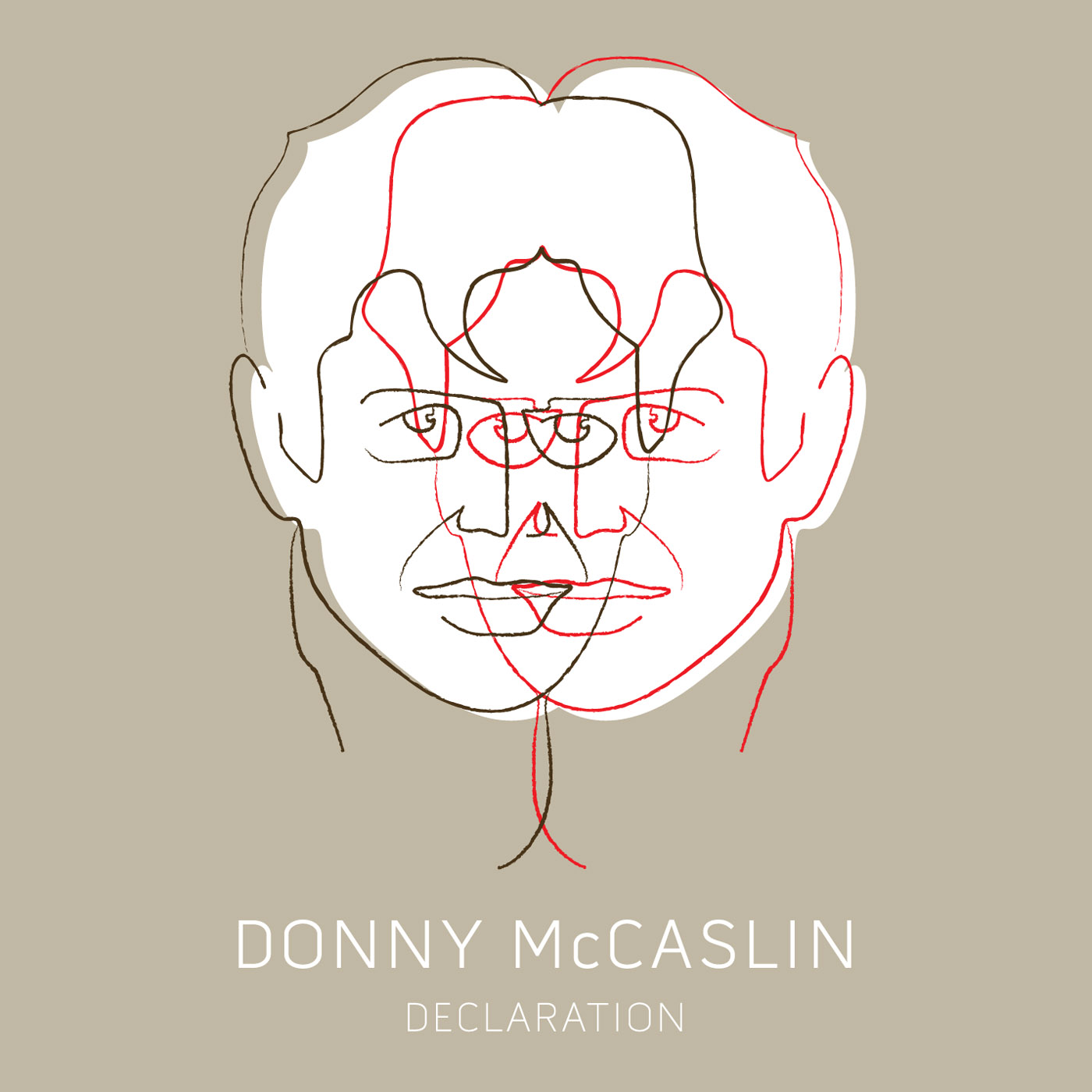 Declaration by Donny McCaslin cover