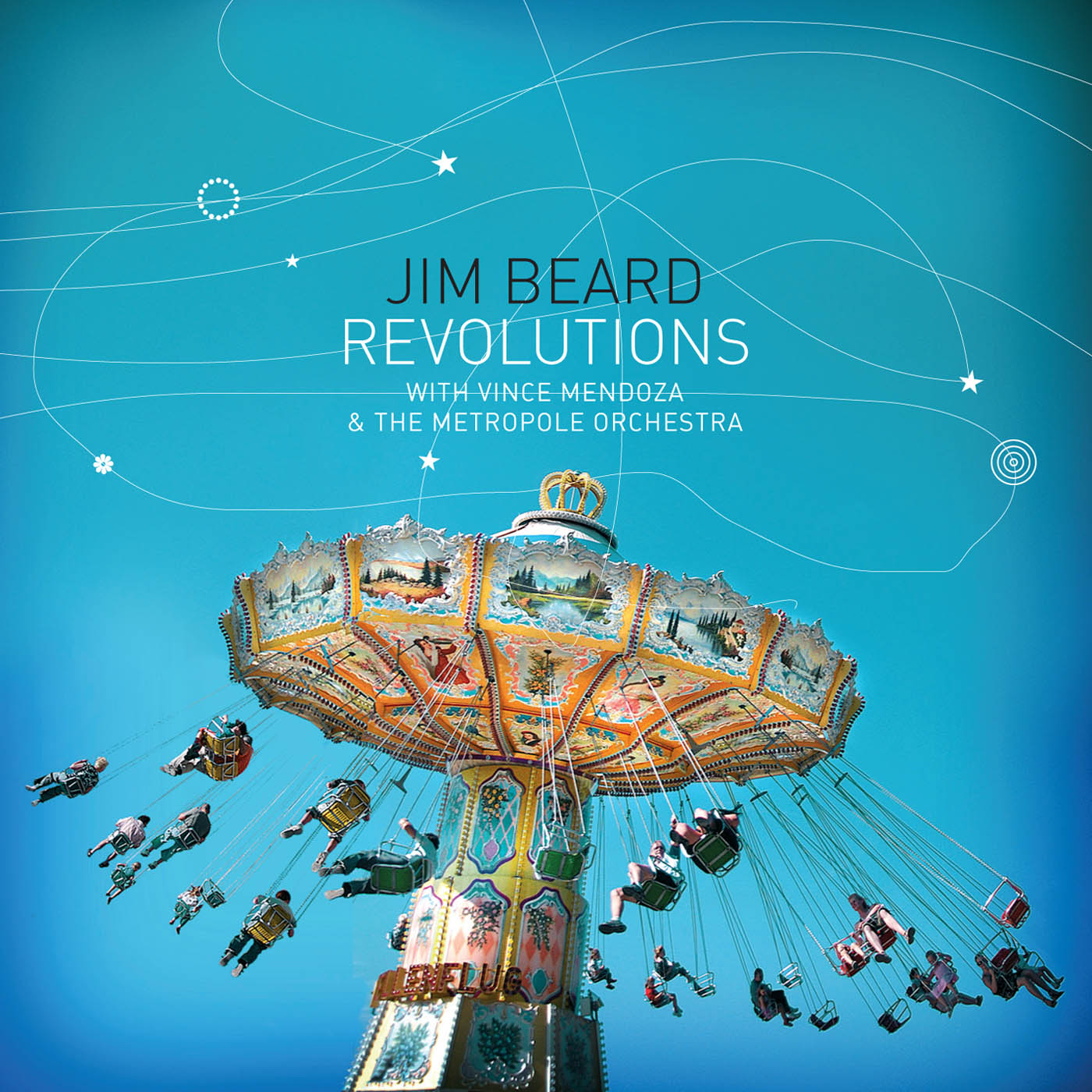 Revolutions by Jim Beard cover