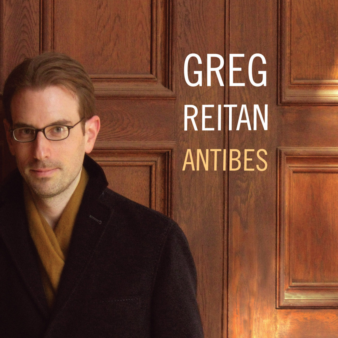 Antibes by Greg Reitan cover