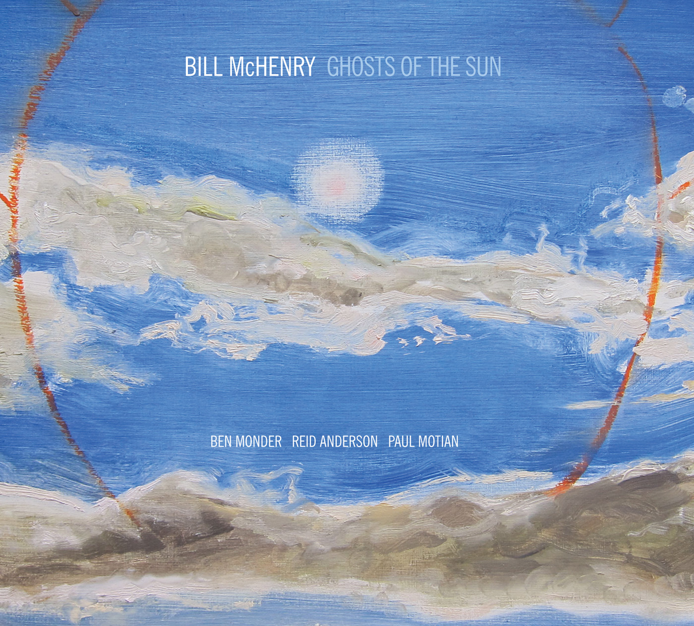 Ghosts of the Sun by Bill McHenry cover