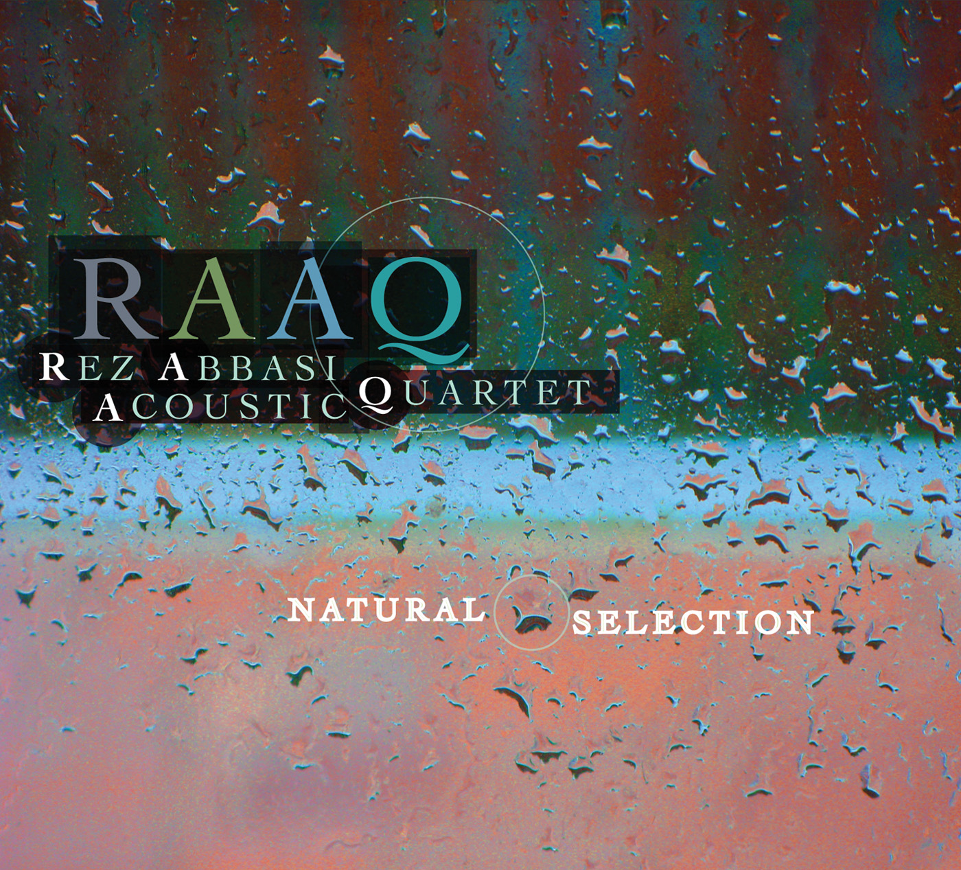 Natural Selection by Rez Abbasi cover
