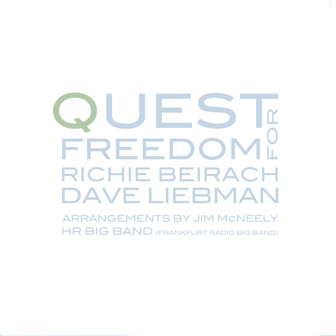 Quest For Freedom by Richie Beirach cover
