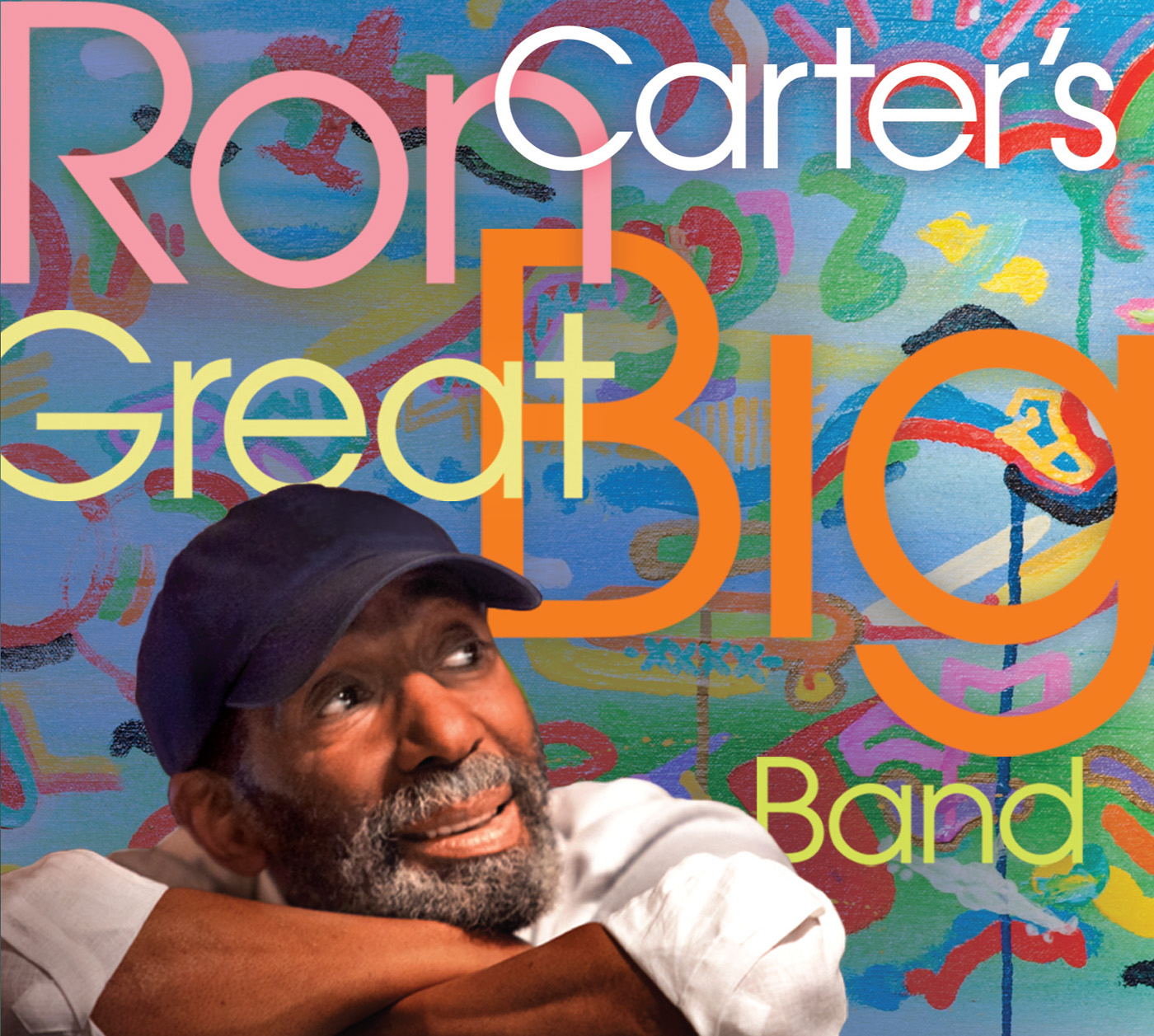 Ron Carter\'s Great Big Band by Ron Carter cover