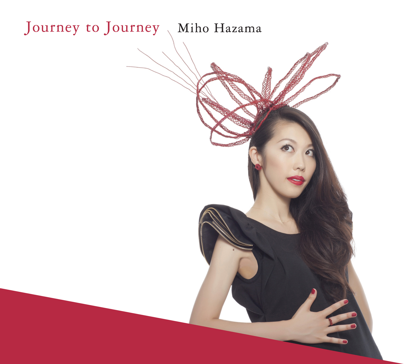 Journey to Journey by Miho Hazama cover
