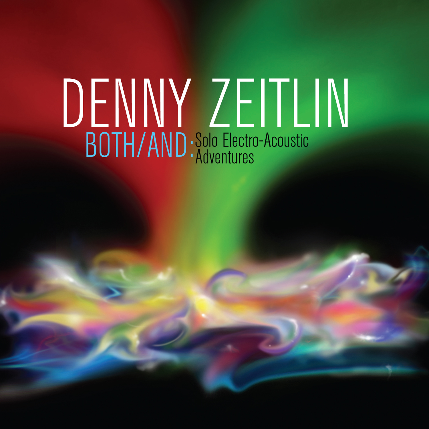 Both / And by Denny Zeitlin cover