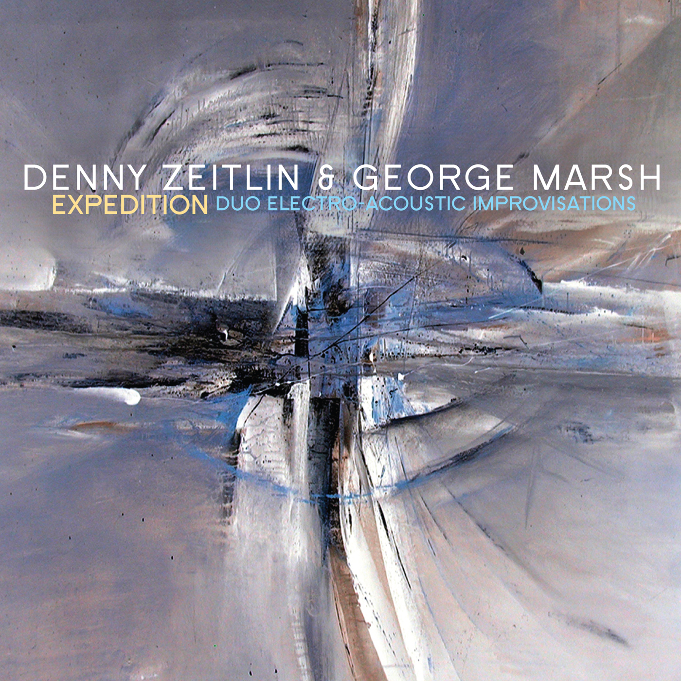 Expedition  by Denny  Zeitlin cover