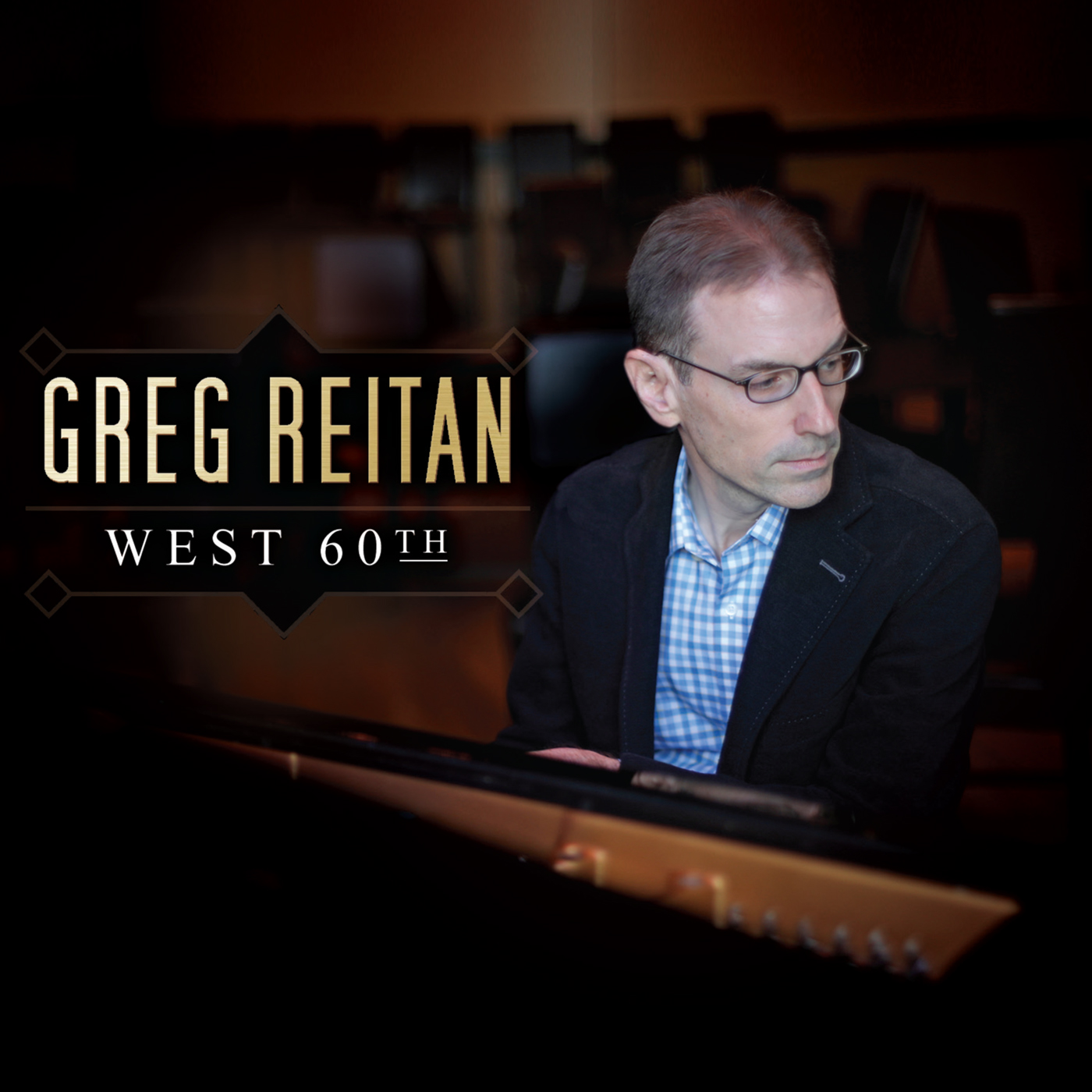 West 60th  by Greg  Reitan cover
