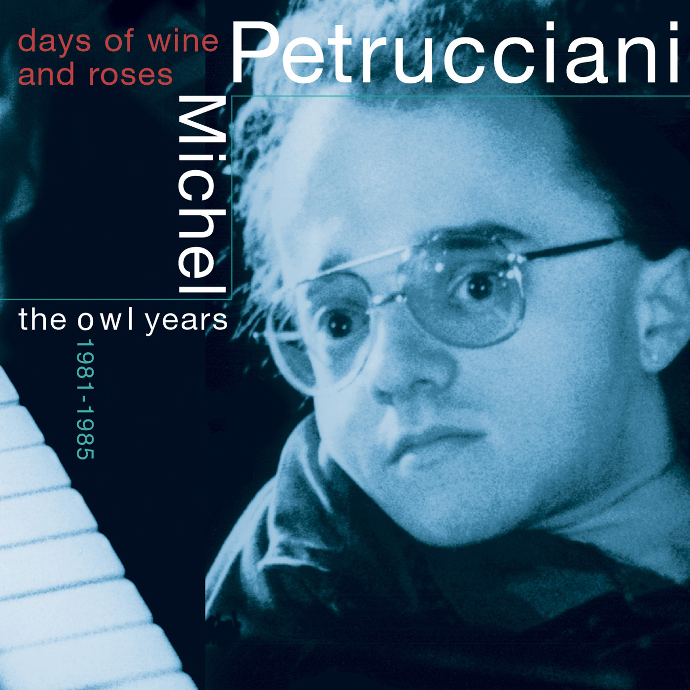 Days of Wine and Roses by Michel Petrucciani cover