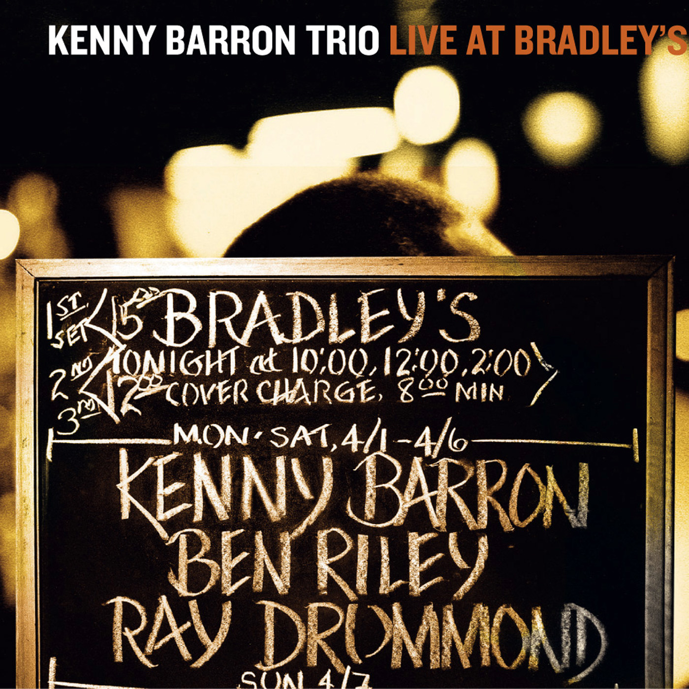 Live at Bradley\'s by Kenny Barron cover