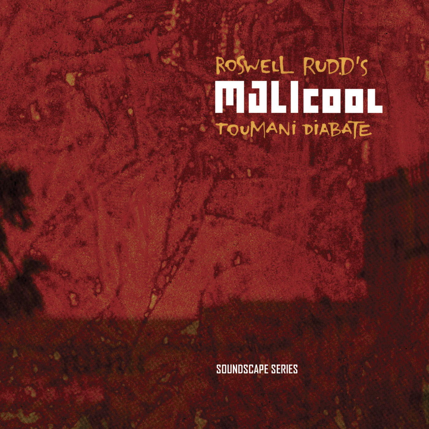 Malicool by Roswell Rudd & Toumani Diabete cover
