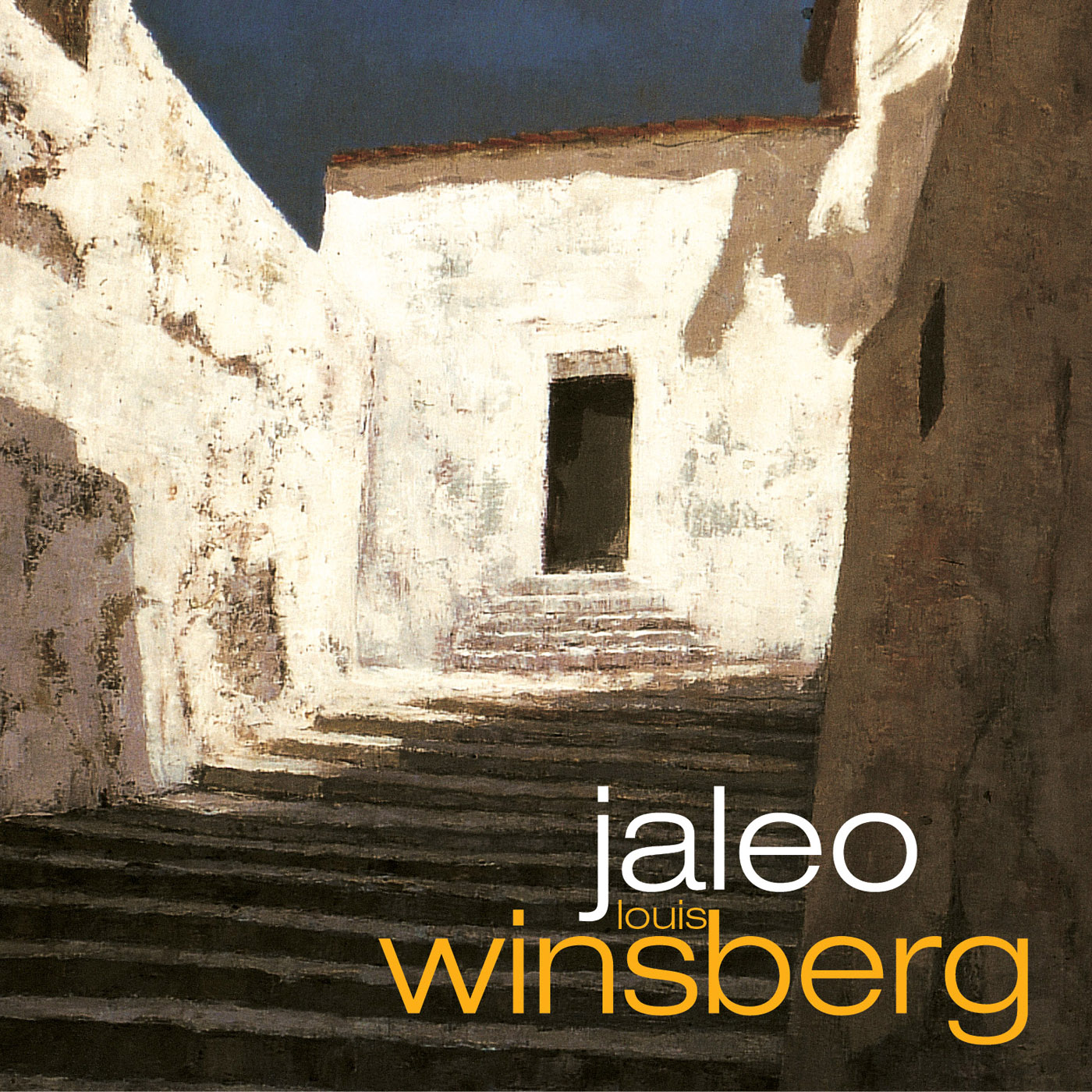 Jaleo by Louis Winsberg cover