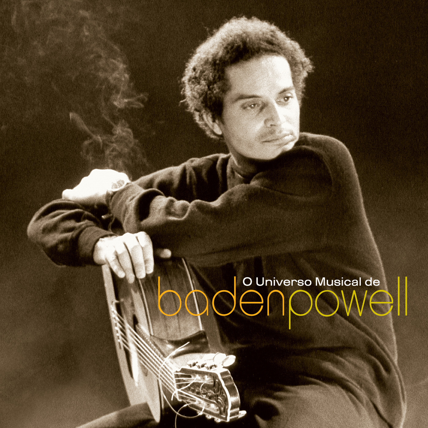O Universo Musical de Baden Powell by Baden Powell cover
