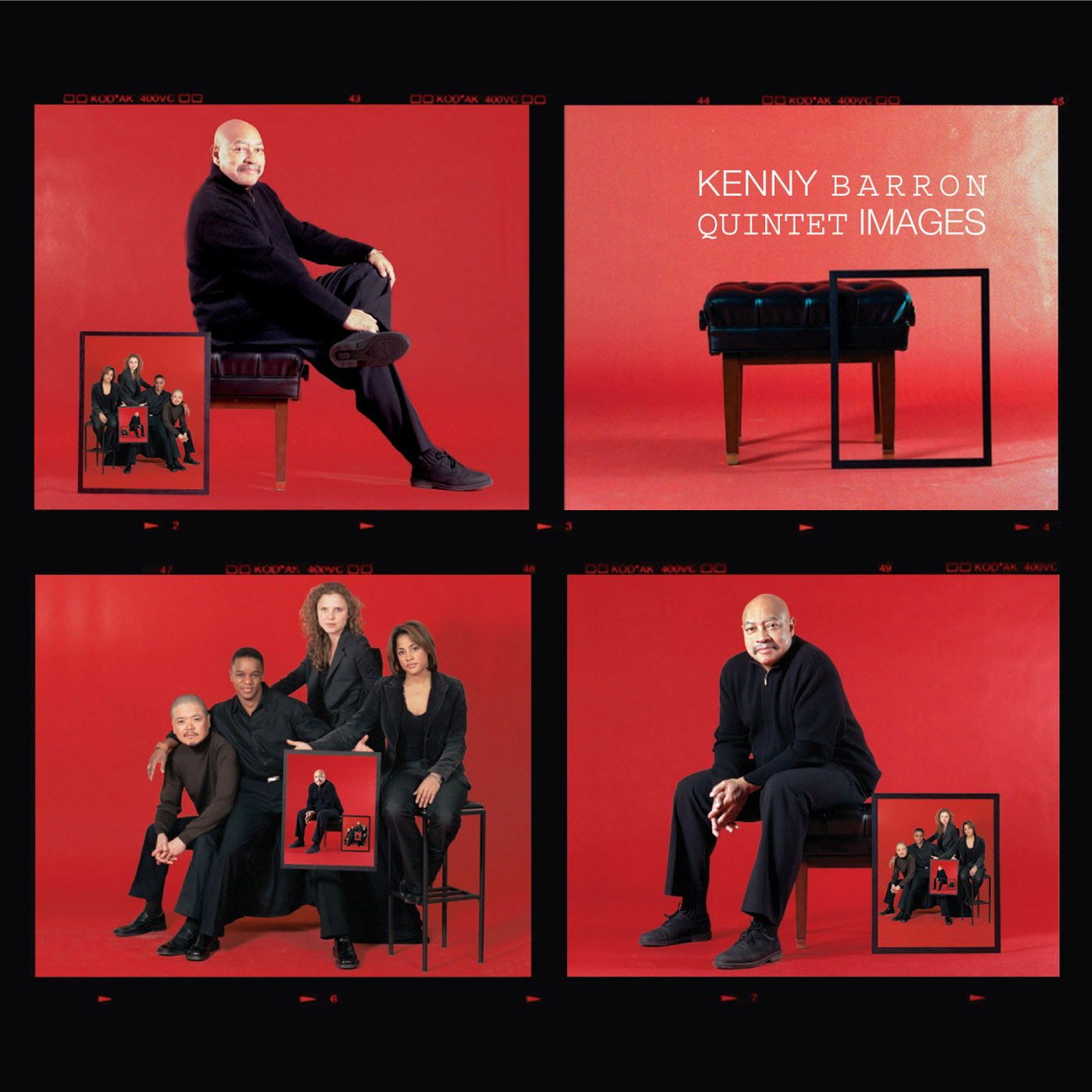 Images by Kenny Barron cover