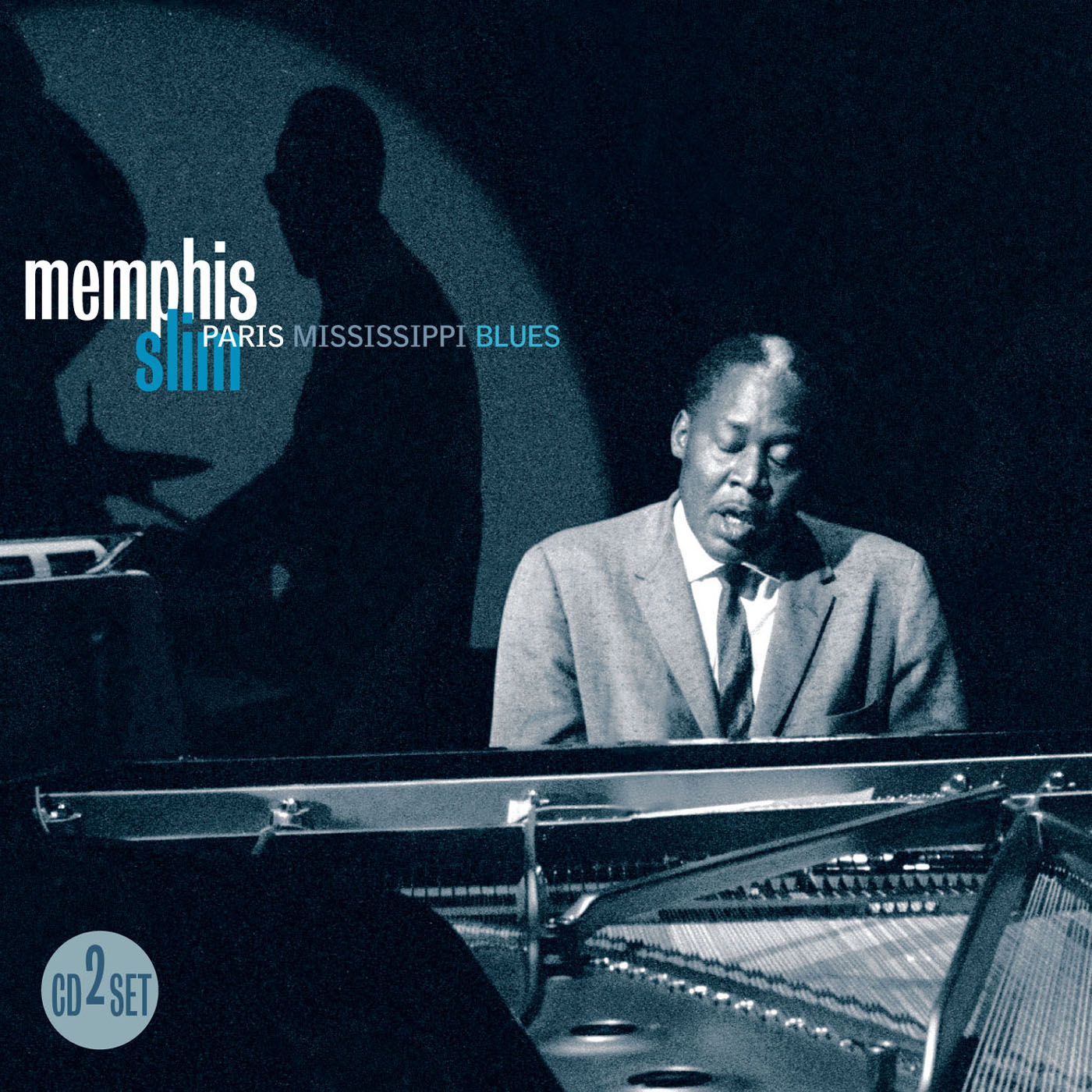 Paris Mississippi Blues by Memphis Slim cover