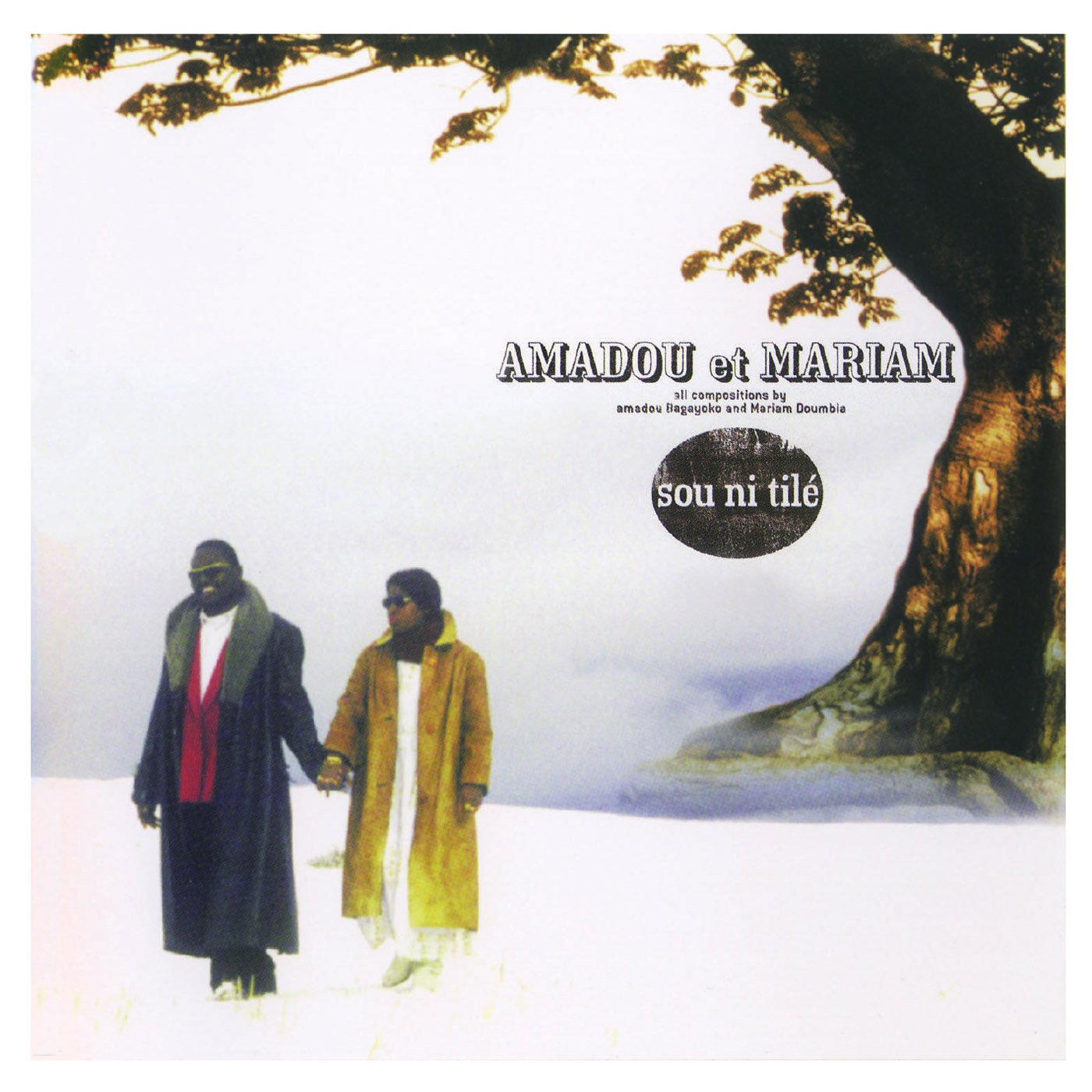 Sou Ni Tile by Amadou & Mariam cover