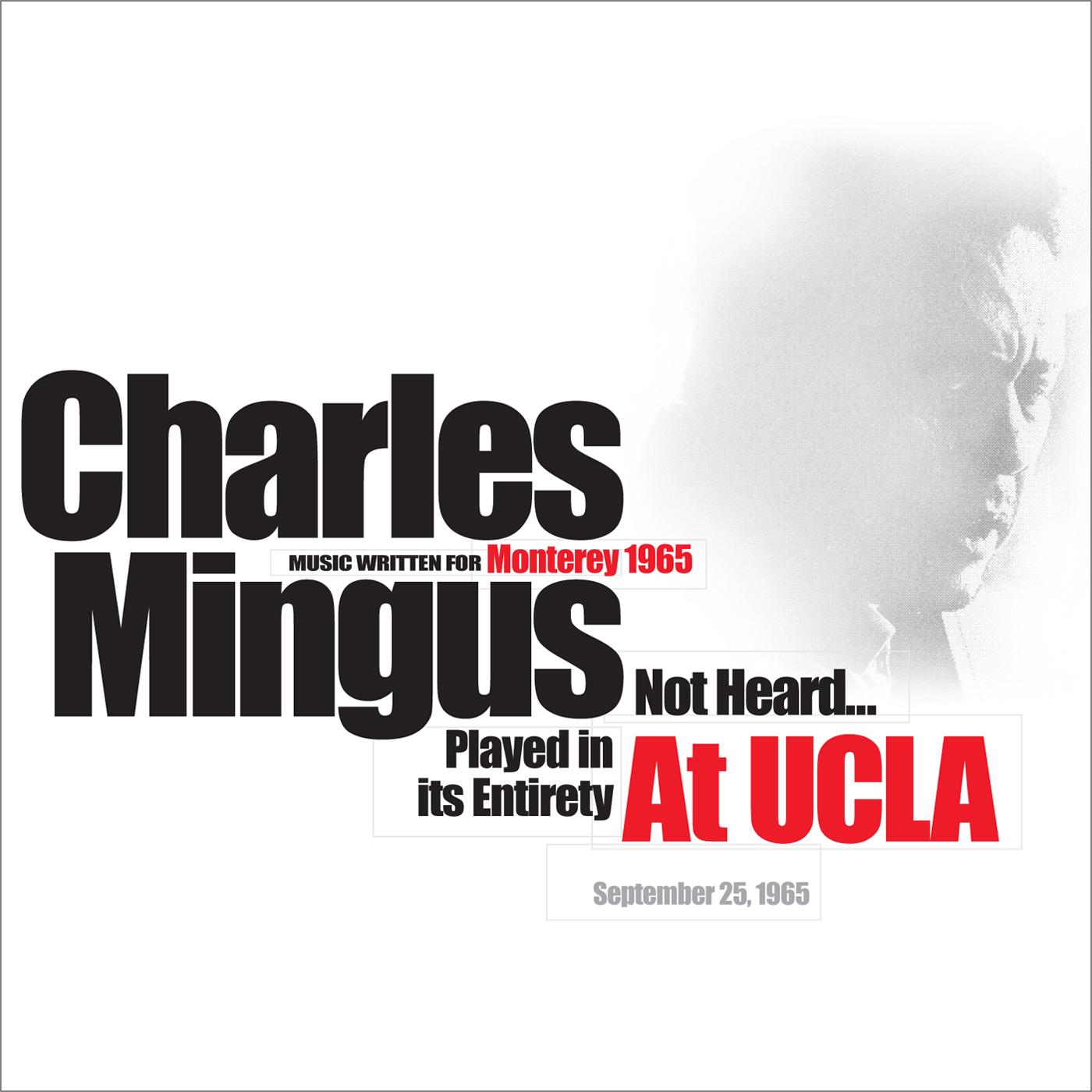 At UCLA by Charles Mingus cover