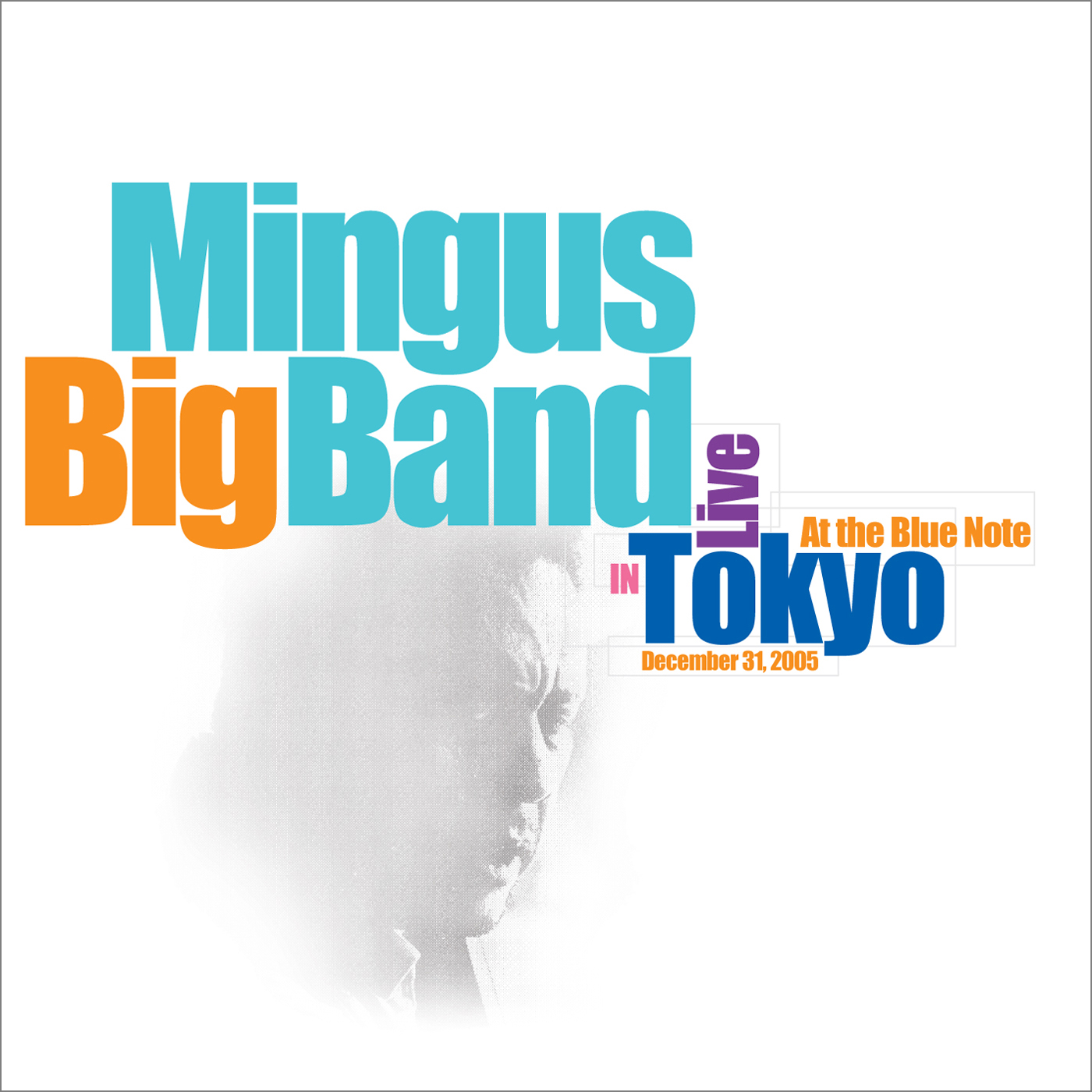 Live in Tokyo by Mingus Big Band