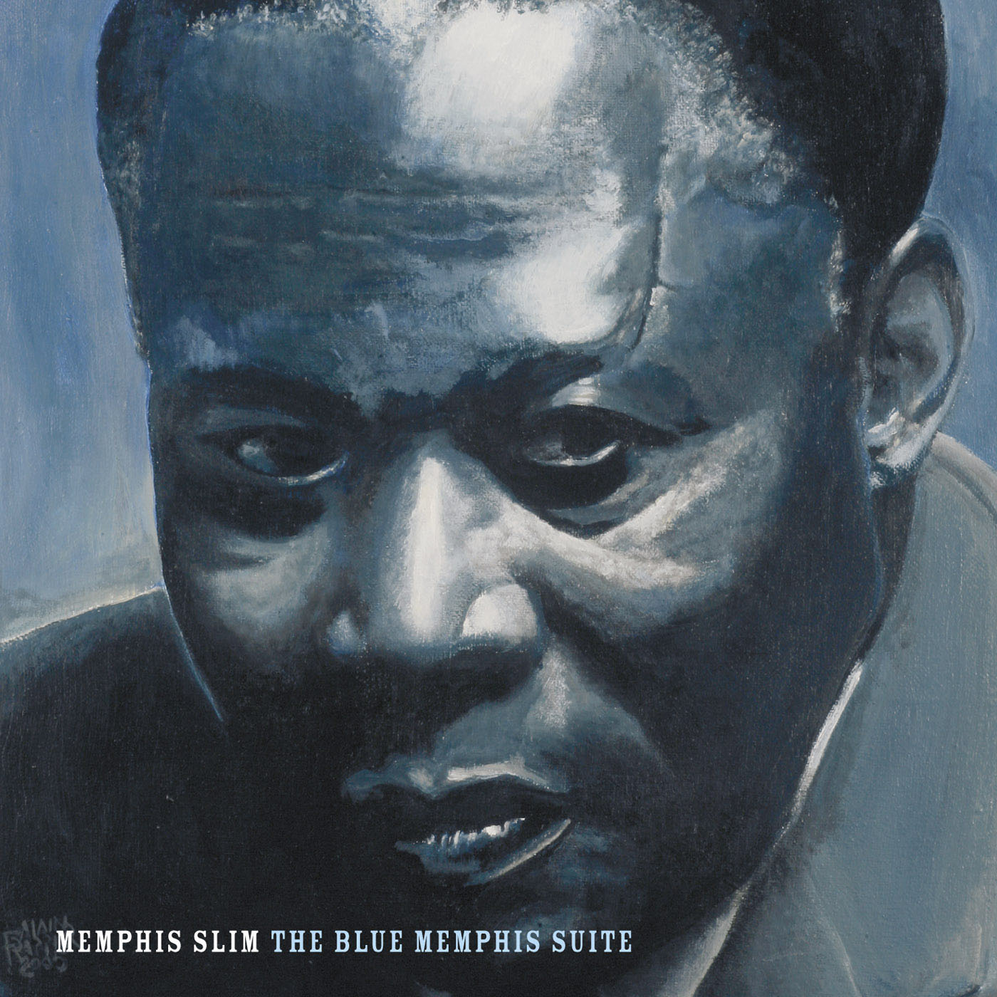 The Blue Memphis Suite by Memphis Slim