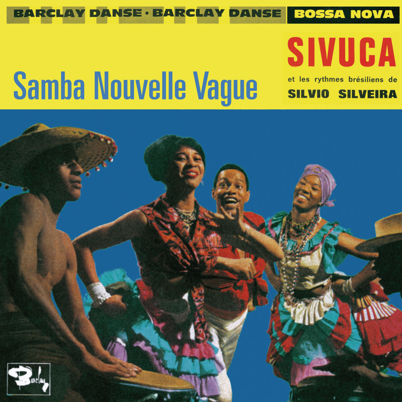 Samba Nouvelle Vague by Sivuca cover