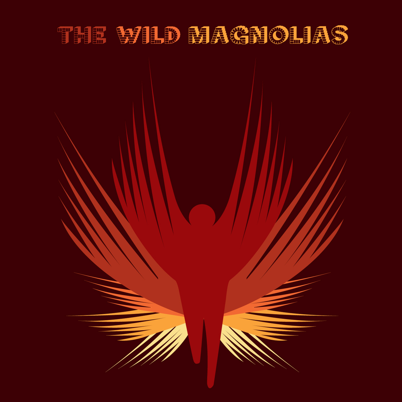 They Call Us Wild by The Wild Magnolias cover