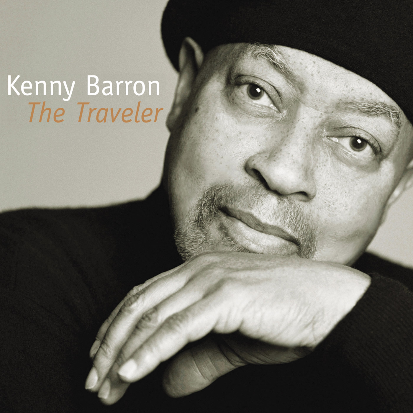 The Traveler by Kenny Barron cover