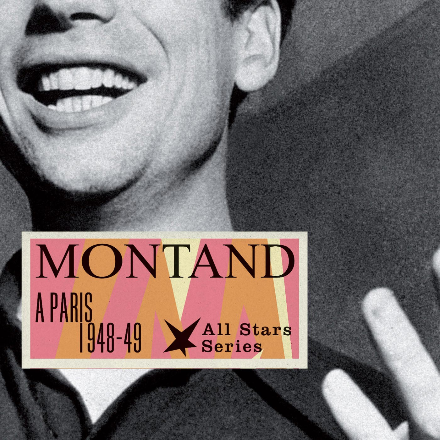A Paris 1948-49 by Yves Montand cover