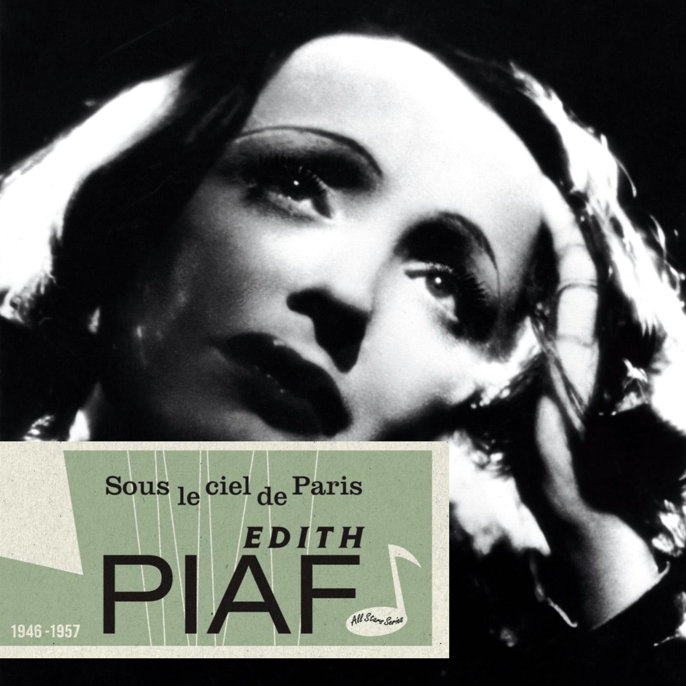 Sunnyside Records Artists Edith Piaf