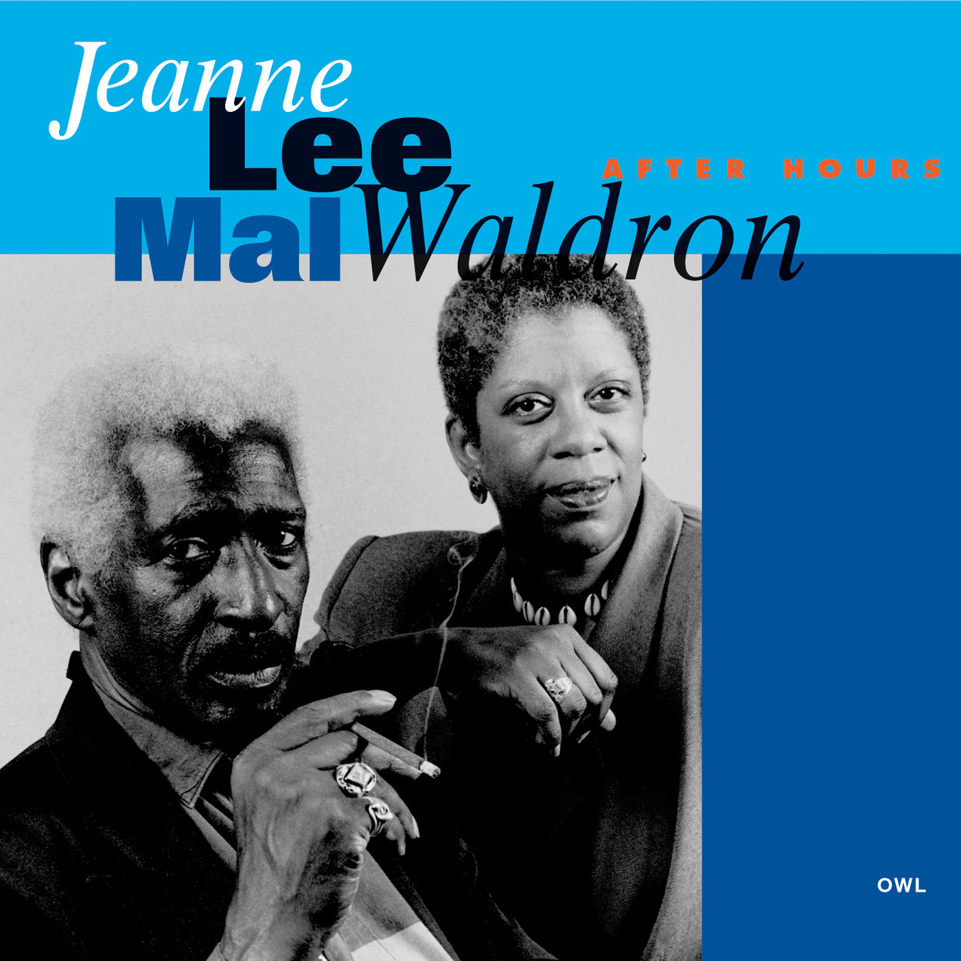 After Hours by Jeanne Lee & Mal Waldron cover