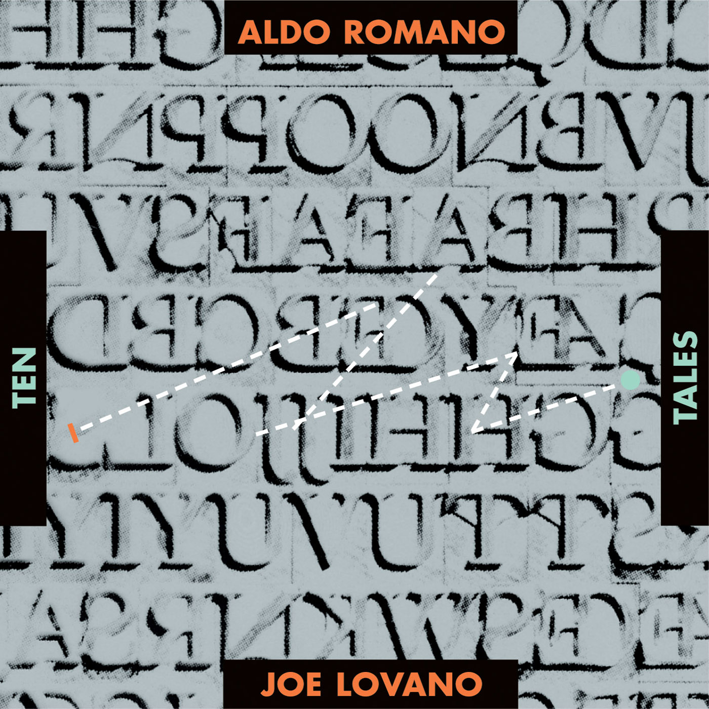 Ten Tales by Aldo Romano & Joe Lovano cover