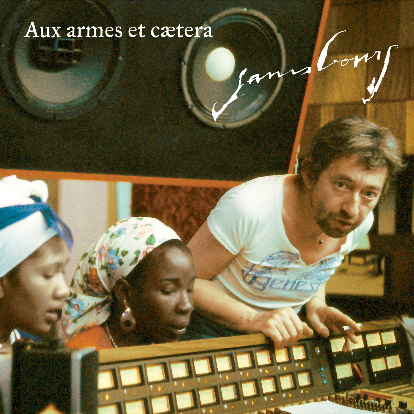 Aux Armes et caetera by Serge Gainsbourg cover