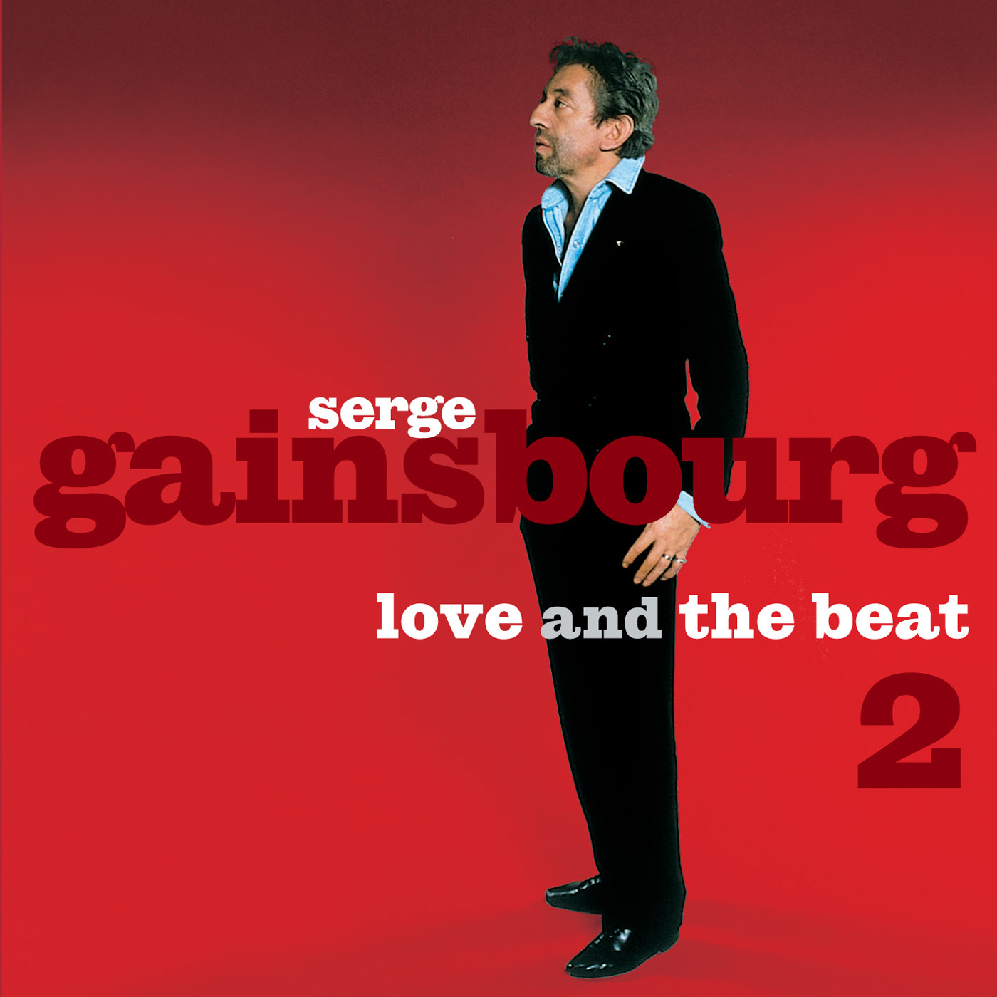 Love And The Beat 2 by Serge Gainsbourg cover