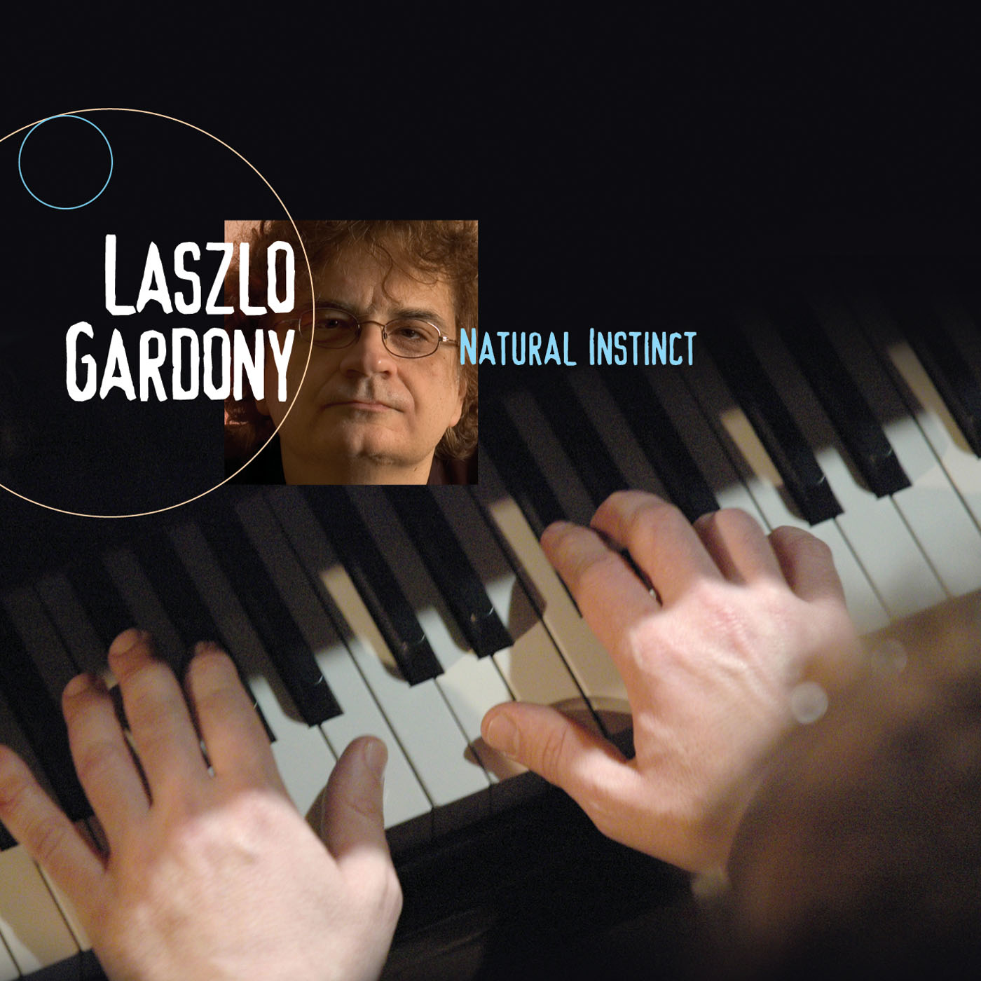 Natural Instinct by Laszlo Gardony cover