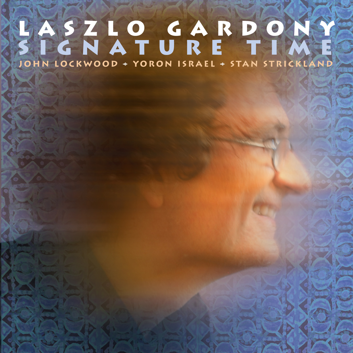 Signature Time by Lazlo Gardony cover