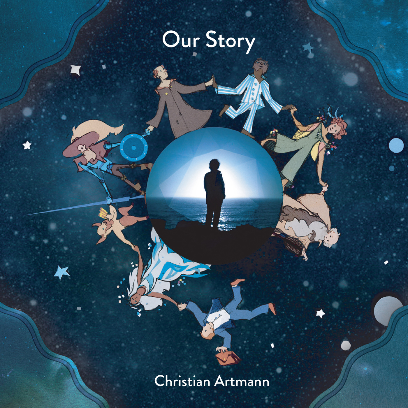 Our Story  by Christian  Artmann cover