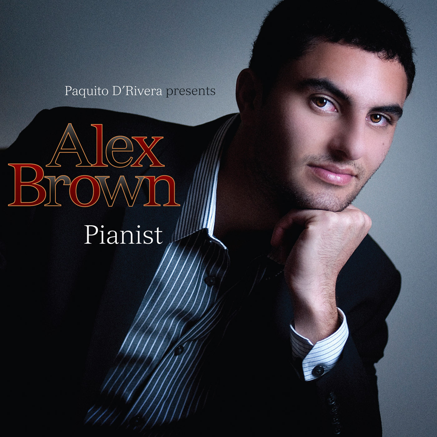 Pianist by Alex Brown cover
