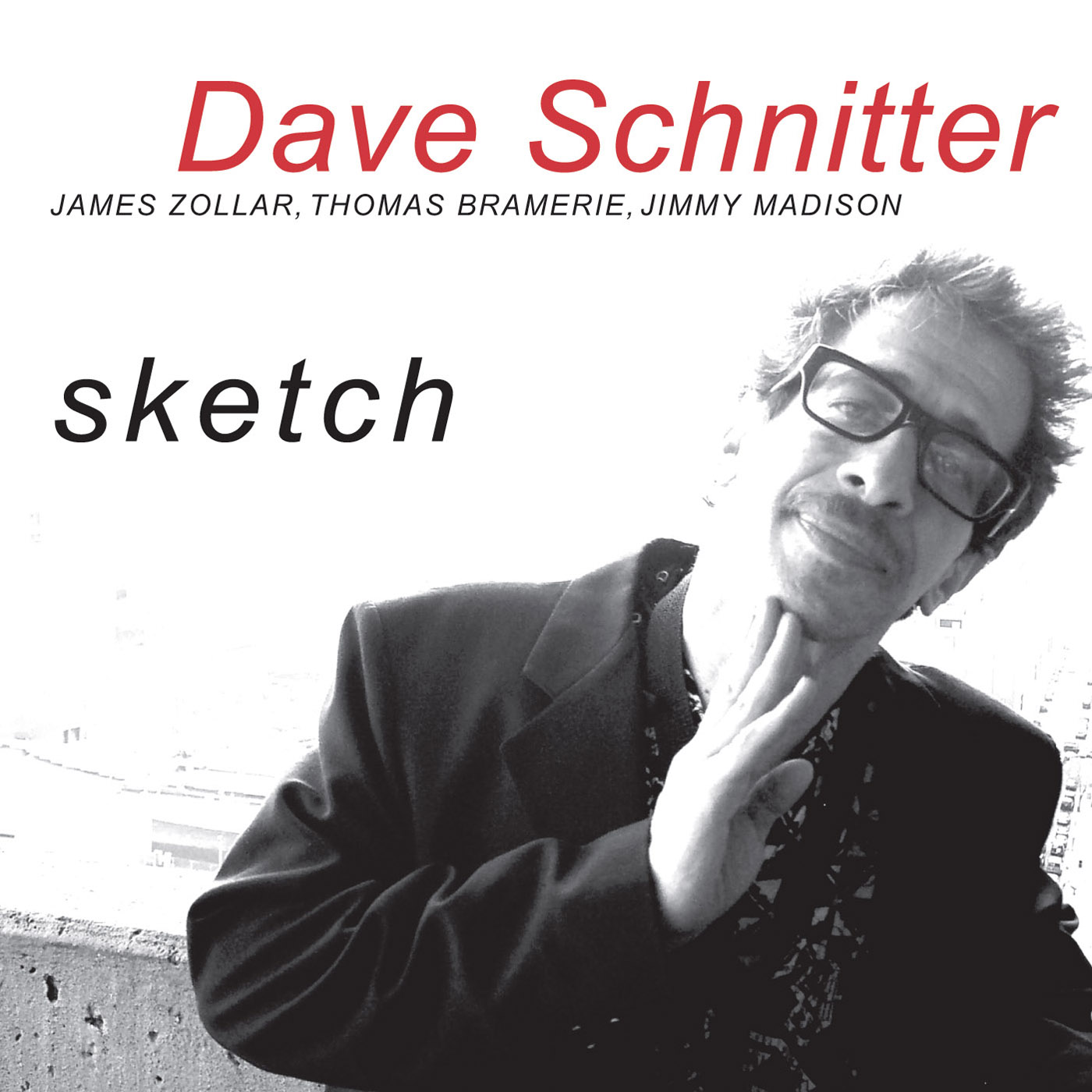 Sketch  by David Schnitter cover