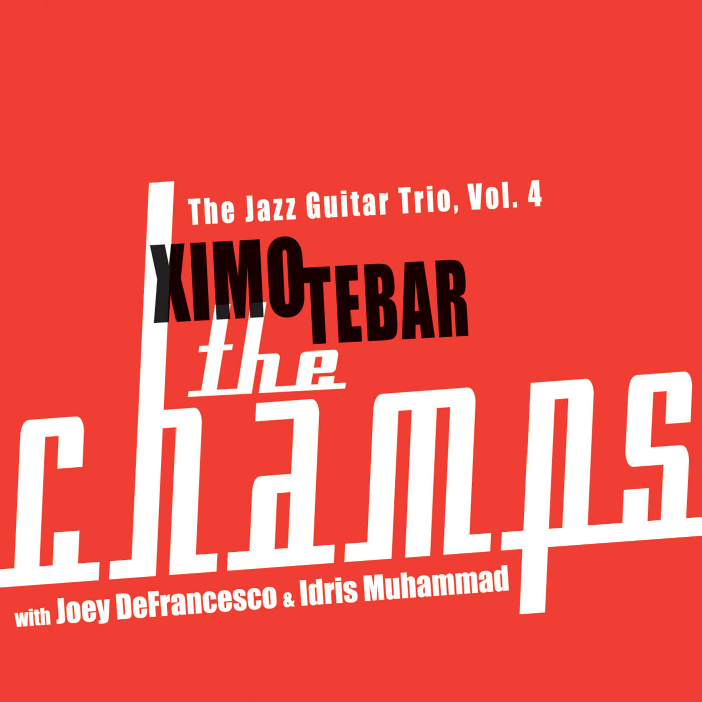 The Champs by  Ximo Tebar cover