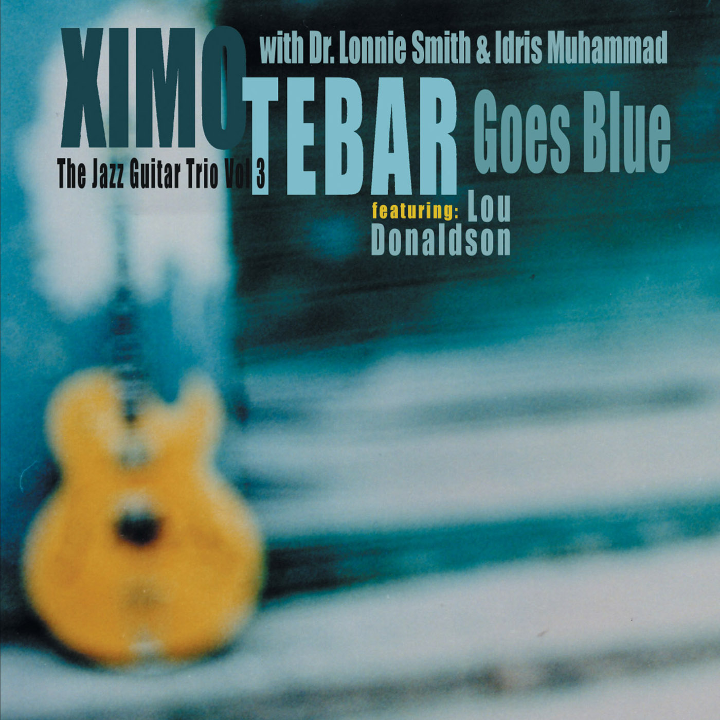 Goes Blue by Ximo Tebar cover