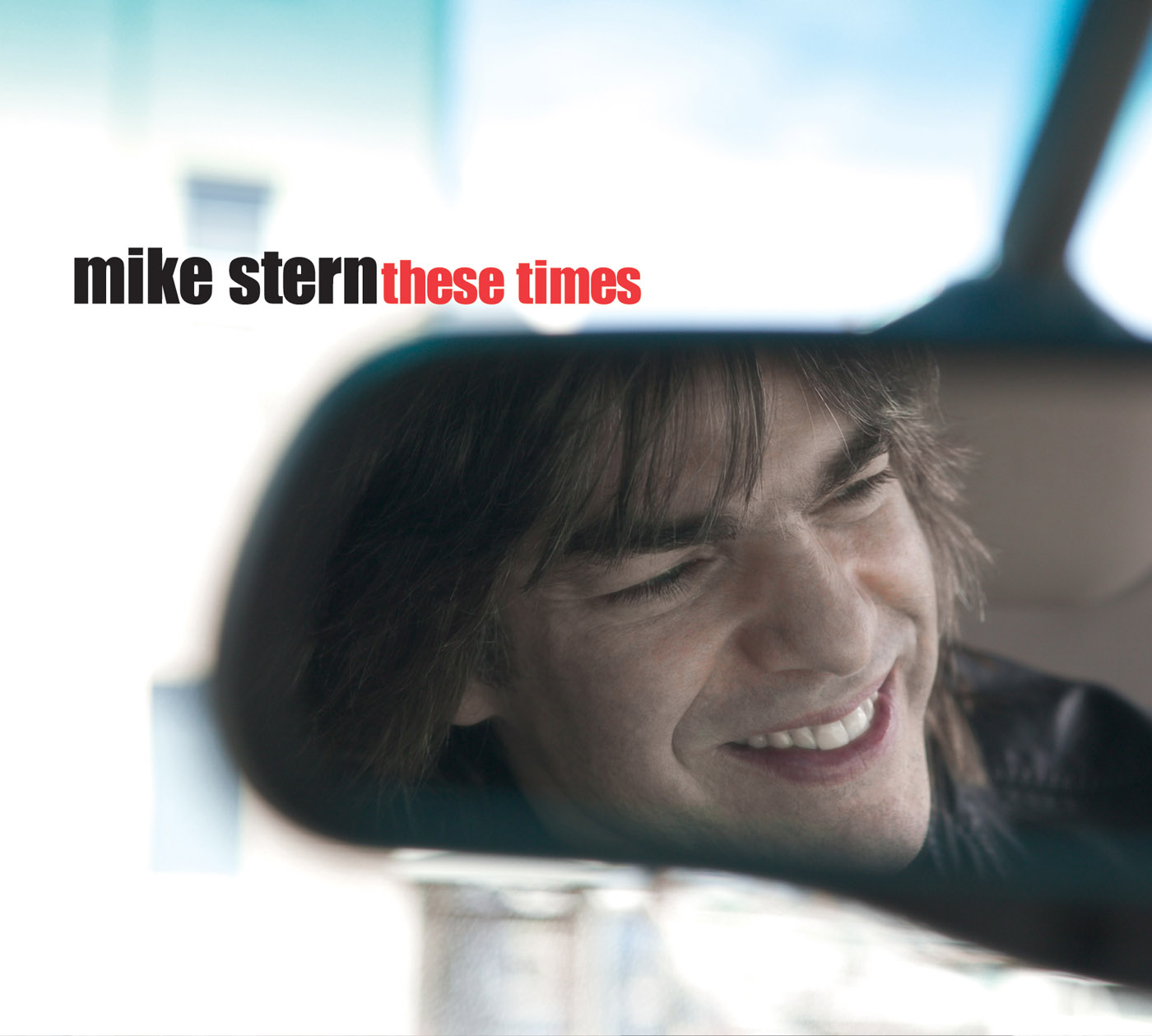 These Times  by Mike Stern cover