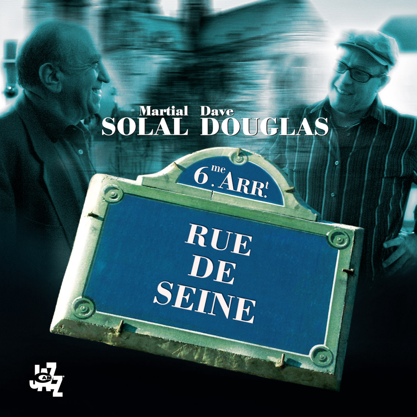 Rue De Seine by Martial Solal cover