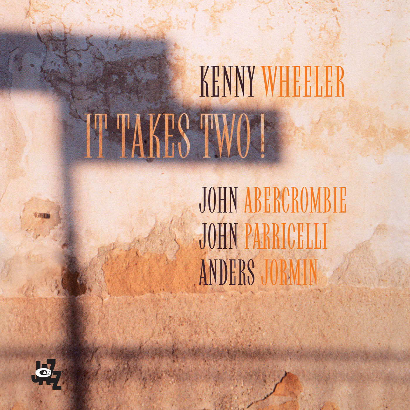 It Takes Two! by Kenny Wheeler cover